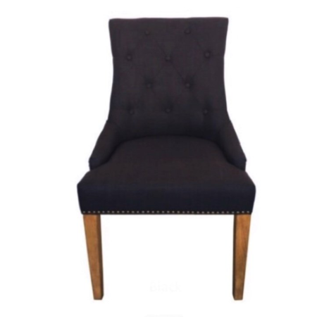 Monte Black Dining Chair