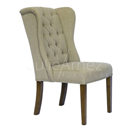 Royale Linen Chair