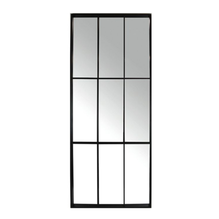 Dalton Metal 9 Panel Mirror