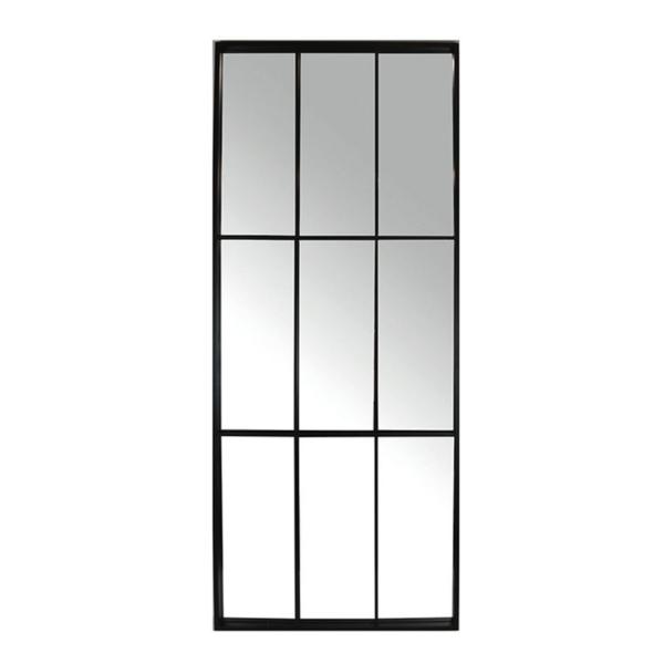 Dalton Metal 9 Panel Mirror